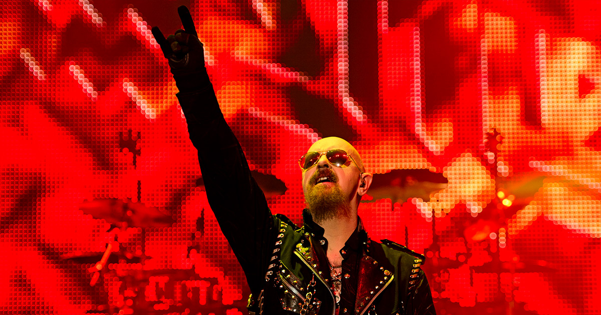 Judas Priest: Band muss Konzert absagen
