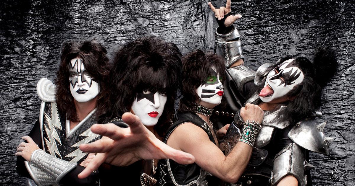 KISS machen Schluss: Die nächste Tour wird die letzte sein