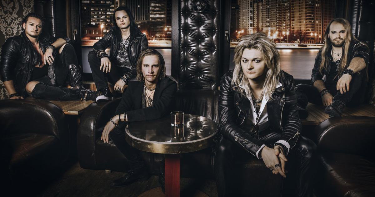 Neu im ROCK ANTENNE Hamburg-Konzertkalender: Kissin' Dynamite!