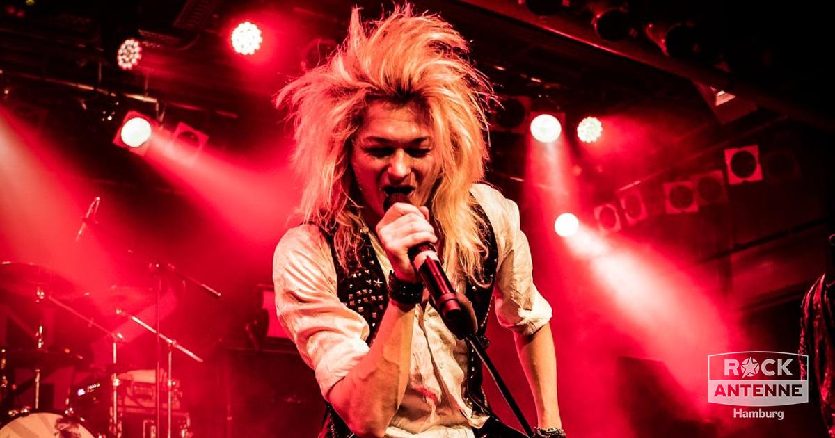 Kissin' Dynamite live: Die besten Fotos vom Hard Rock Fest