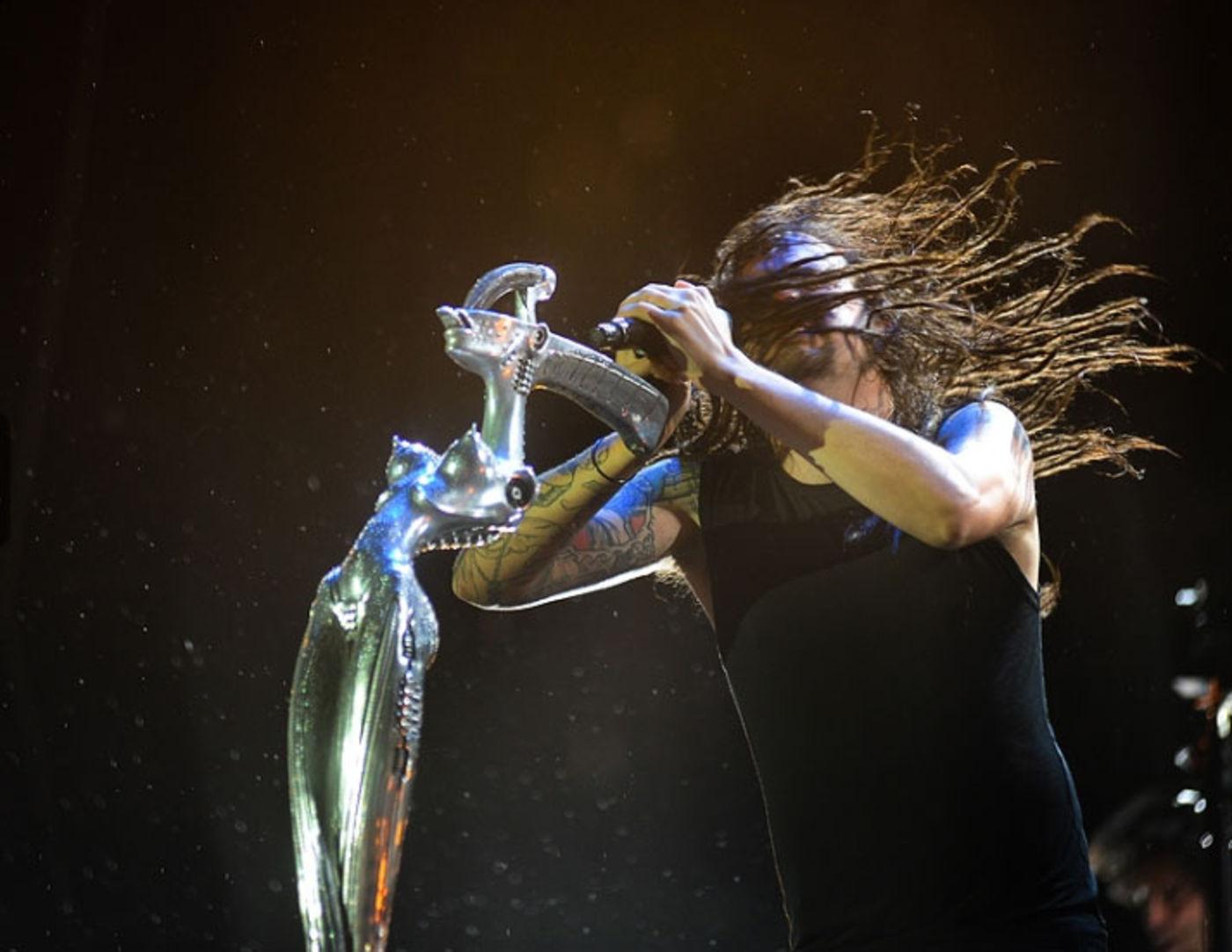 KoRn: Sänger Jonathan Davis plant ein Metal Musical