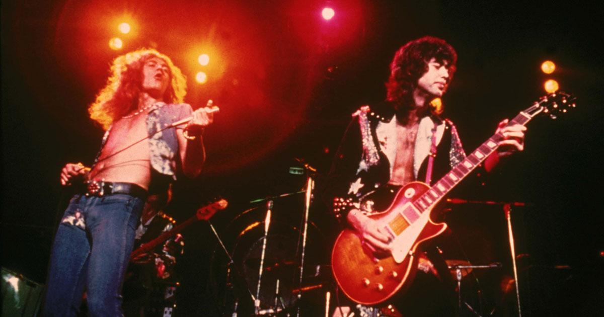 Led Zeppelin by Led Zeppelin: Der Bildband ist da