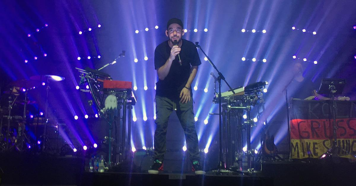 Mike Shinoda: So war das Konzert in Köln