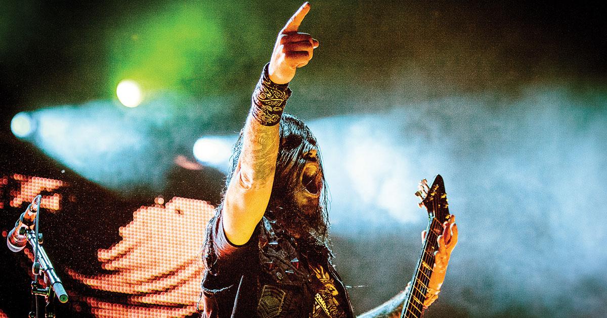Machine Head: Die Hälfte der Band steigt aus