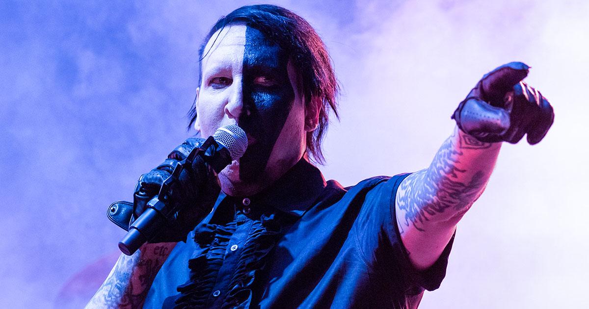 """Marilyn Manson: Sechs verrückte Storys vom """"Antichrist Superstar"""""""