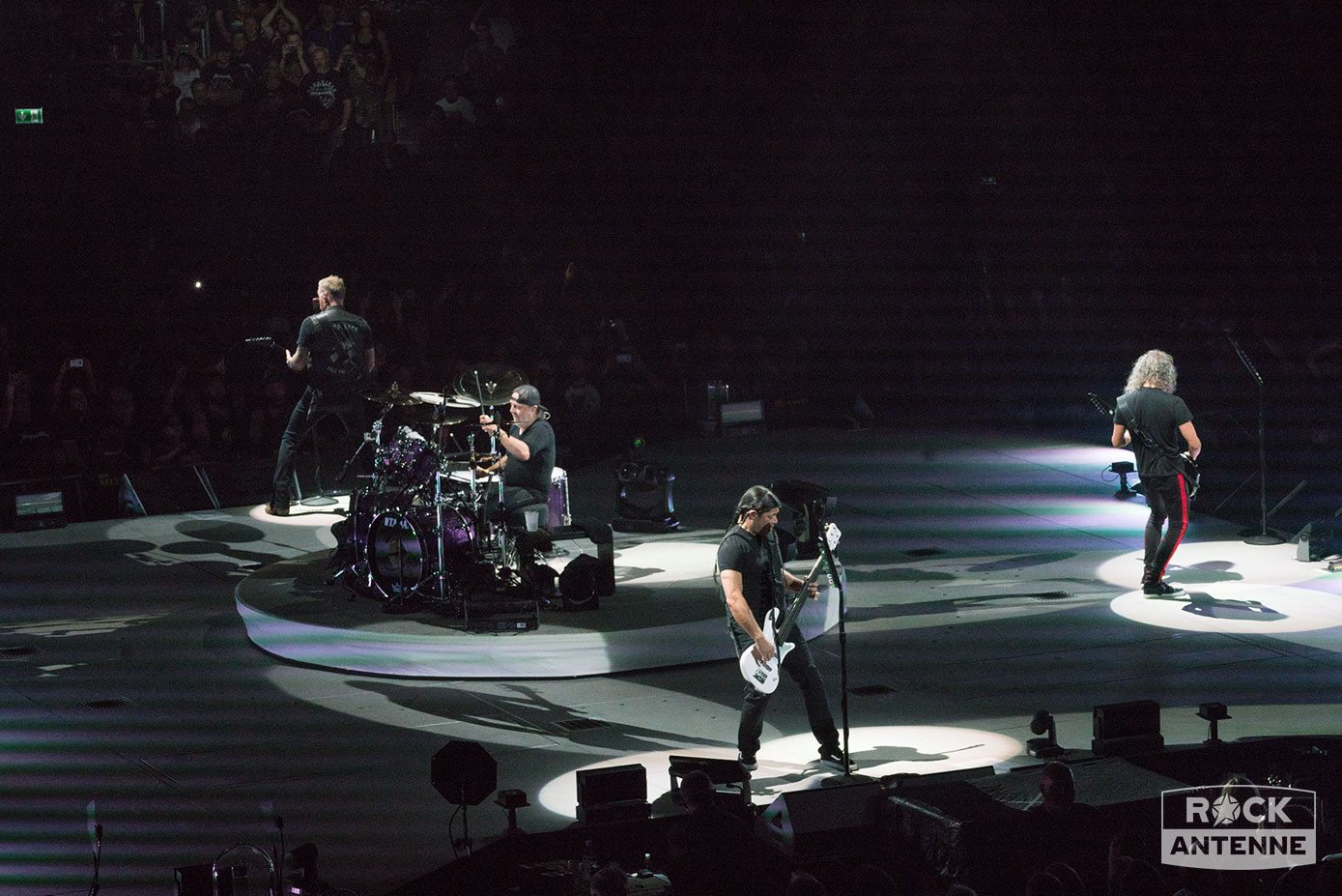 "Metallica: ""Sad But True"" live im 360-Grad-Video"