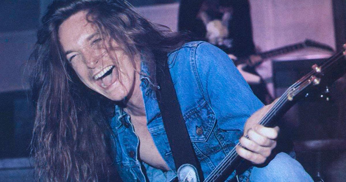 Cliff Burton: 10 Fakten über den legendären Metallica-Bassisten
