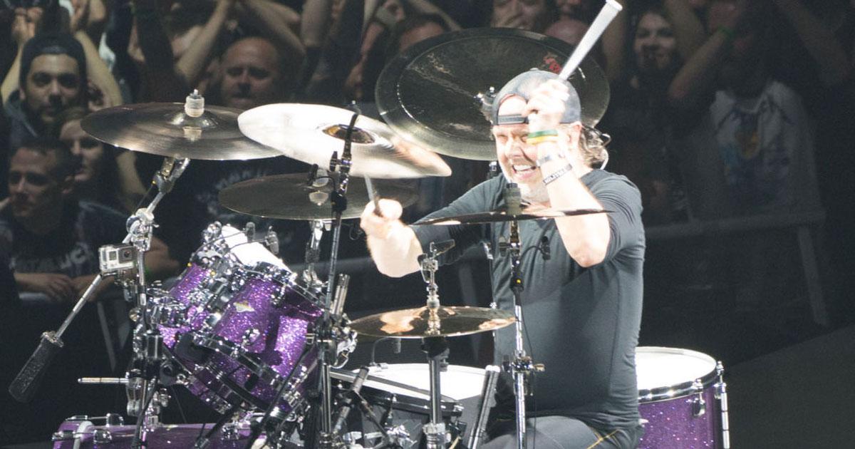 Lars Ulrich: Unser Porträt über den Metallica-Drummer