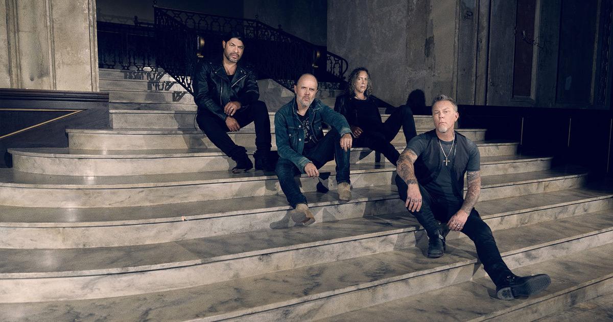 Metallica: Mysteriöser Countdown auf der Homepage