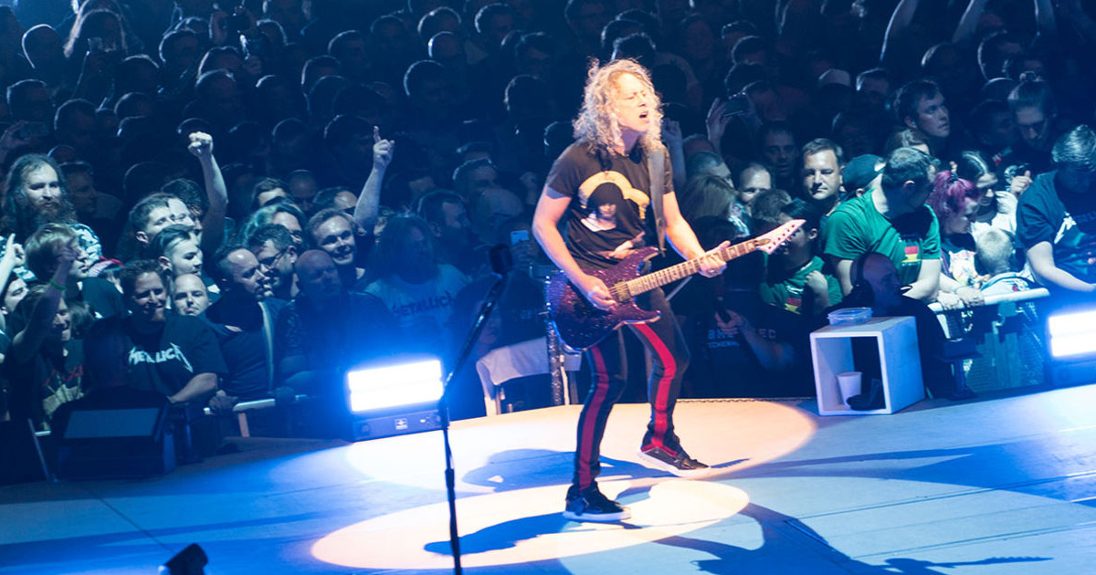The Wedding Band: Metallica-Mitglieder gründen Coverband