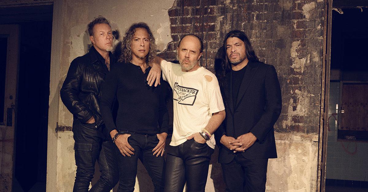 Metallica: Die Highlights vom Polar Music Prize