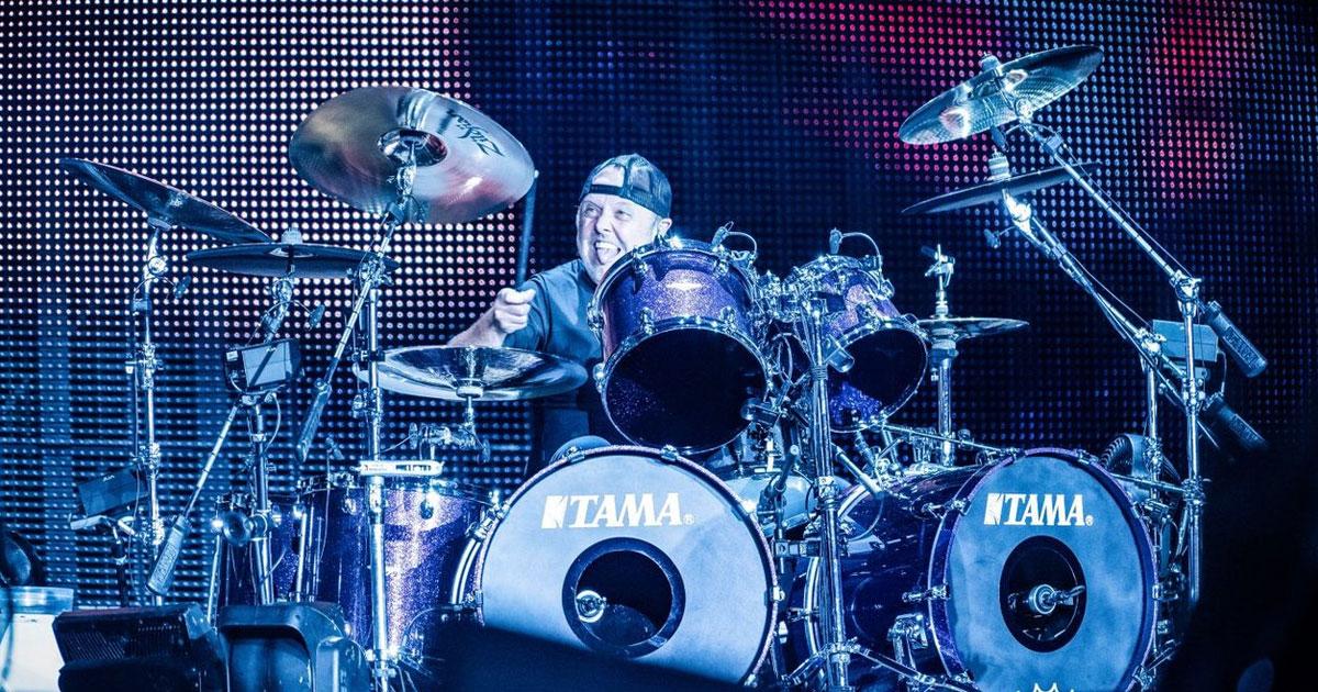 "Lars Ulrich über James Hetfield: ""Er tut, was er tun muss!"""