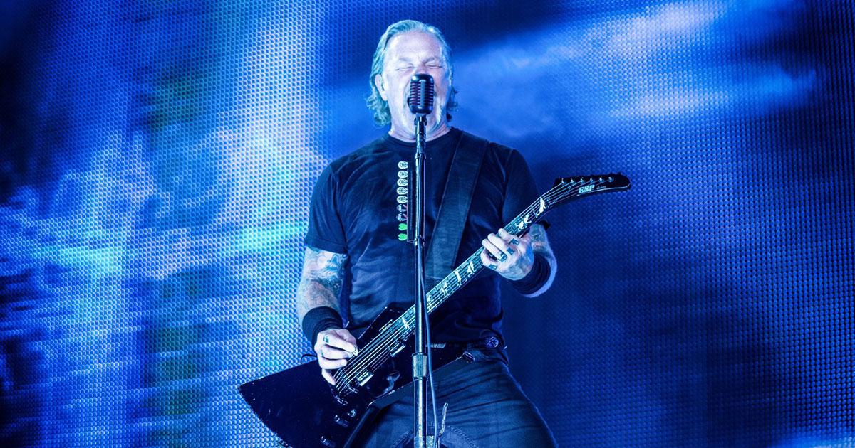 """Metallica: Die besten Live-Videos ihrer """"WorldWired""""-Tour"""