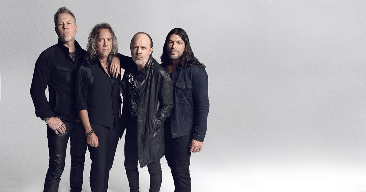 Metallica: Limitiertes Unplugged-Vinylalbum erscheint im Februar
