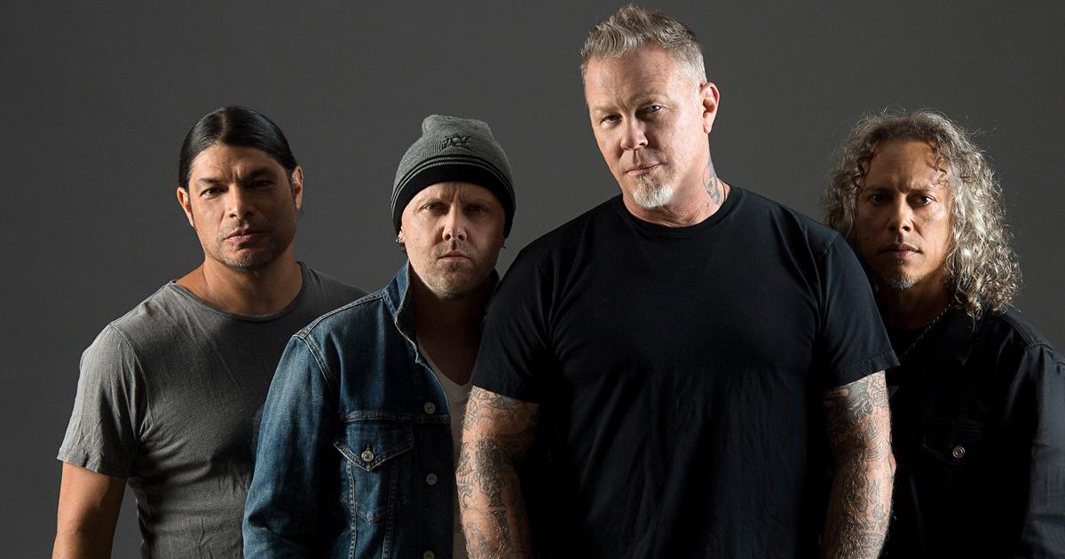 Metallica: Spende für Waldbrandopfer in Kalifornien