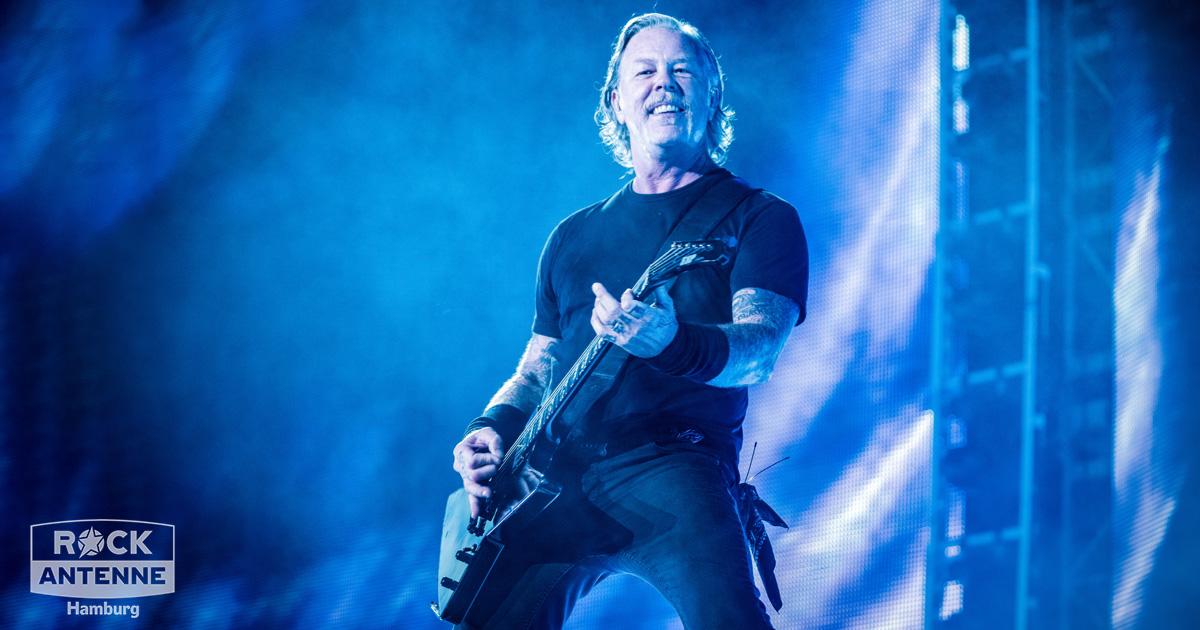 Metallica live 2019: Die Fotos vom Konzert in München