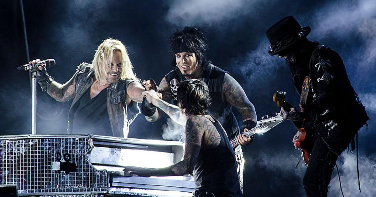 Mötley Crüe: Mega-Tour mit Def Leppard und Poison 2020?