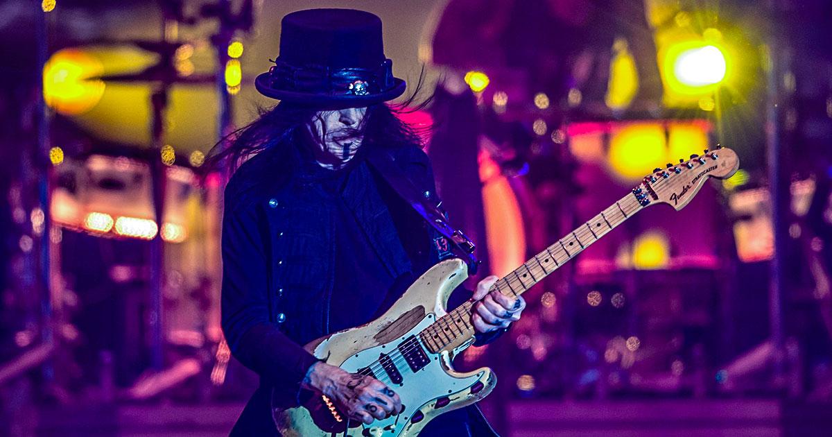 Heavy Birthday, Mick Mars: 6 Fakten über den Gitarristen von Mötley Crüe