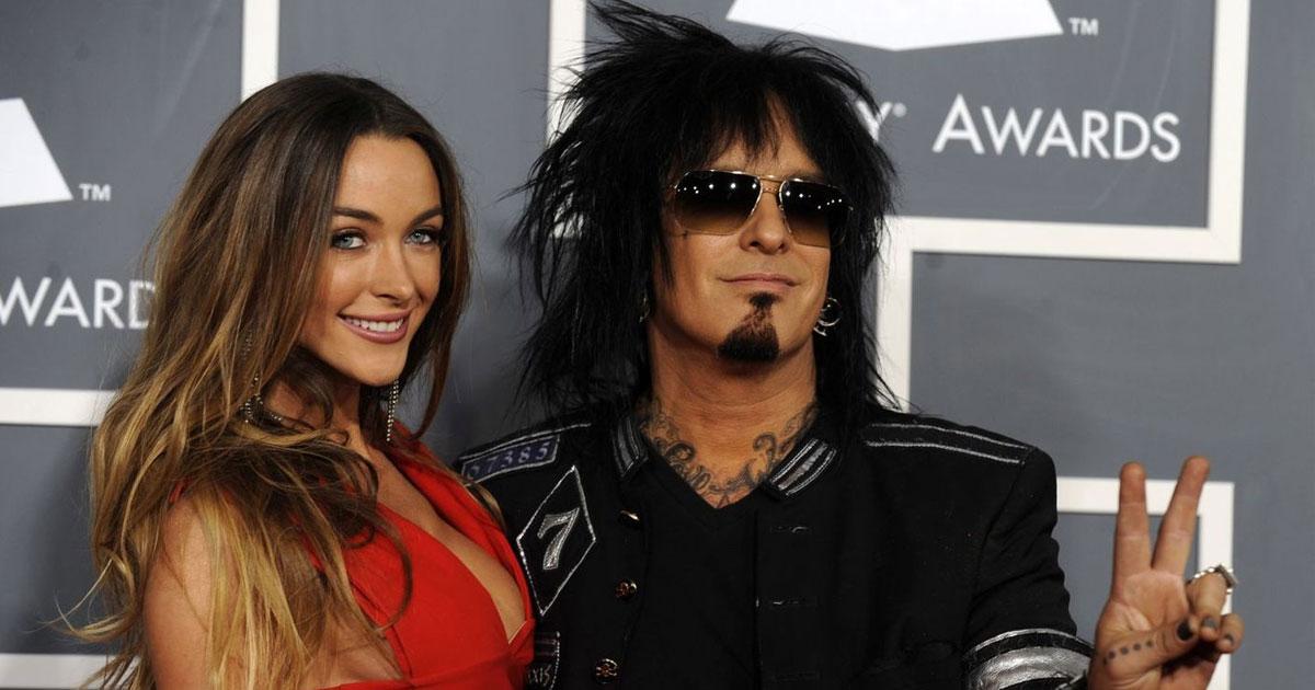 Mötley Crüe: Nochmal Nachwuchs für Nikki Sixx