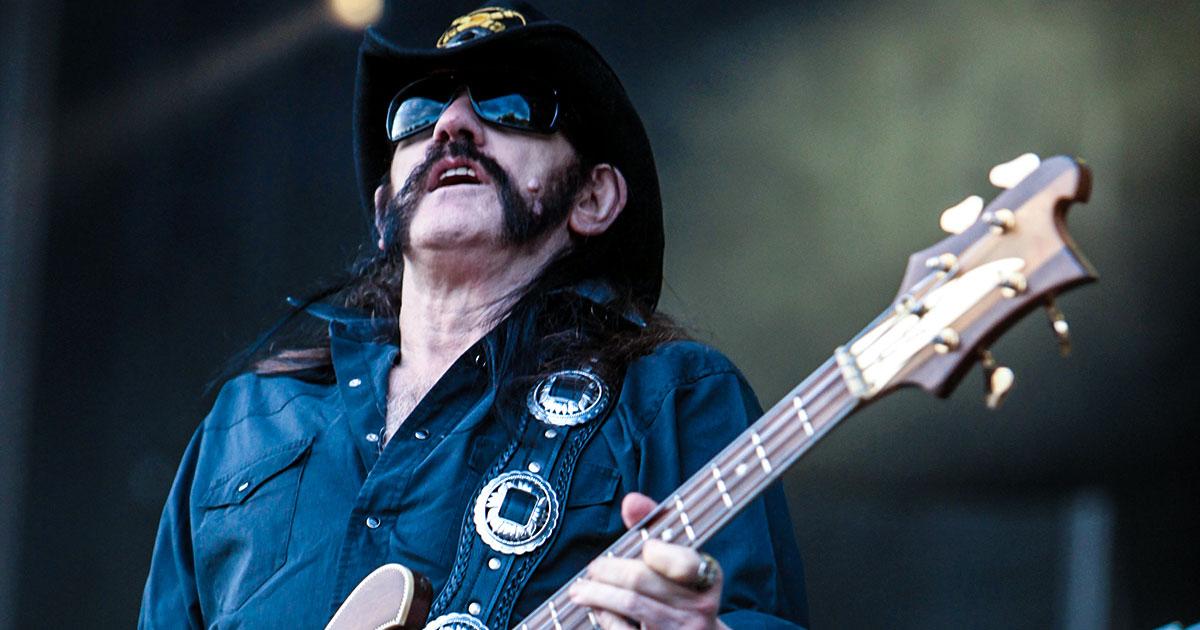 Rock in Peace, Lemmy Kilmister: Die besten Sprüche und Geschichten des Motörhead-Frontmanns