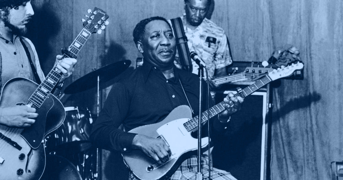 Rock in Peace, Muddy Waters: 6 Fakten über den Hoochie Coochie Man