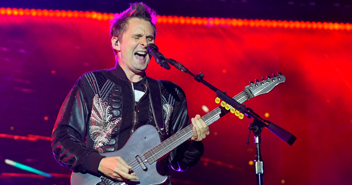 "Muse: Matt Bellamy steuert Song zu ""Game of Thrones""-Album bei"