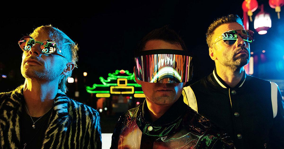 Muse kommen auf Tour: Ein Konzert in Deutschland