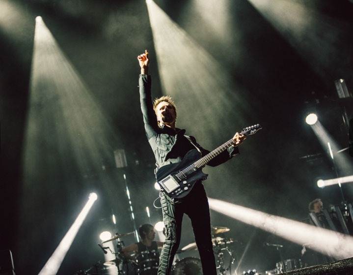 Muse: Die neue Single in der ROCK ANTENNE Hamburg Radiopremiere