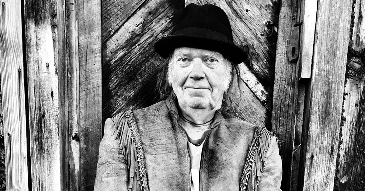 Neil Young: Neues Album erscheint 45 Jahre nach Fertigstellung