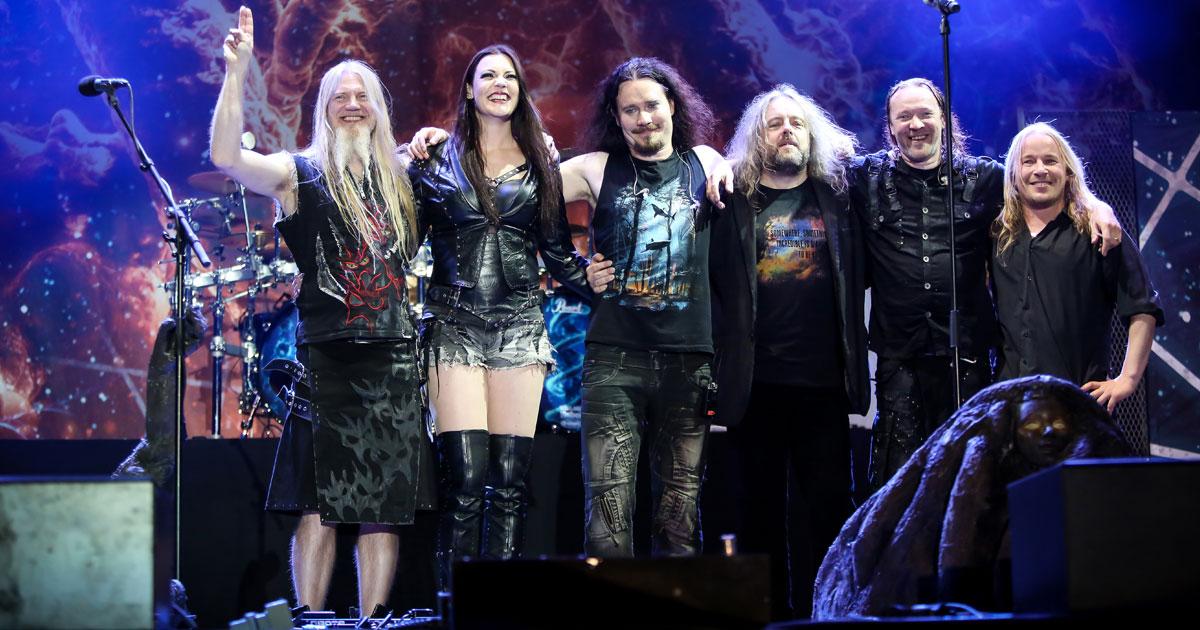 Within Temptation live: Wir setzen euch auf die Gästeliste!