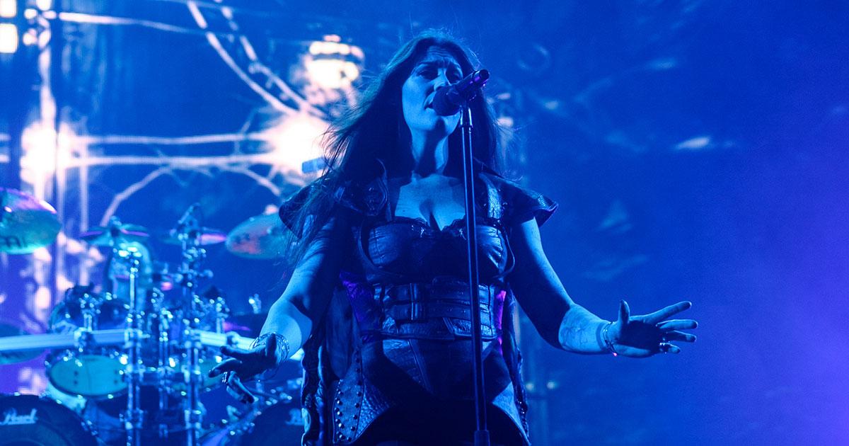 Nightwish live: Die Fotos aus der Barclaycard Arena 2018