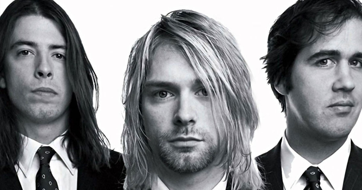 Nirvana: Mini-Reunion bei Benefizgala im Video