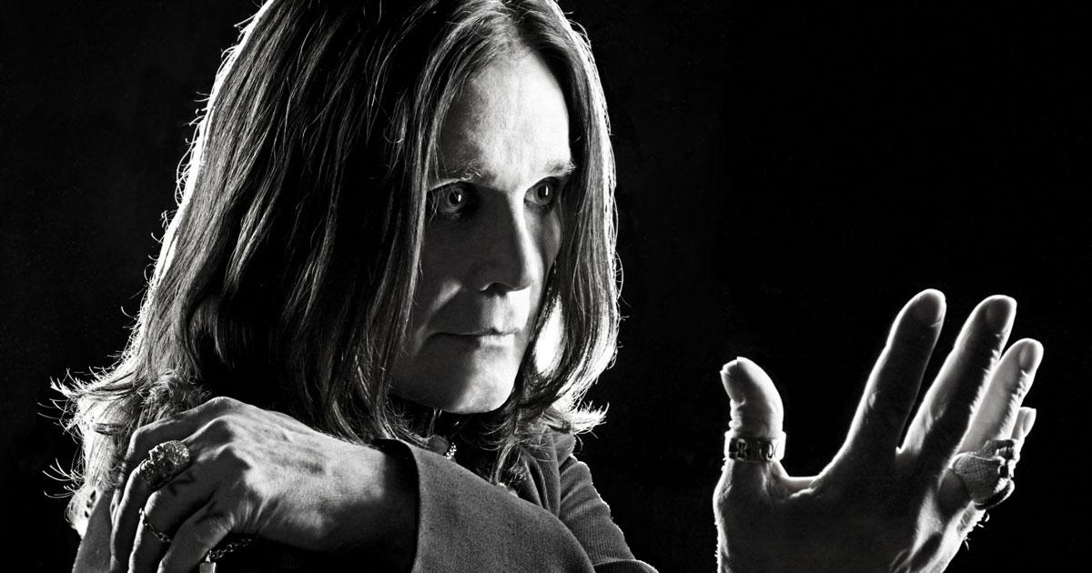 Handinfektion: Ozzy Osbourne liegt im Krankenhaus