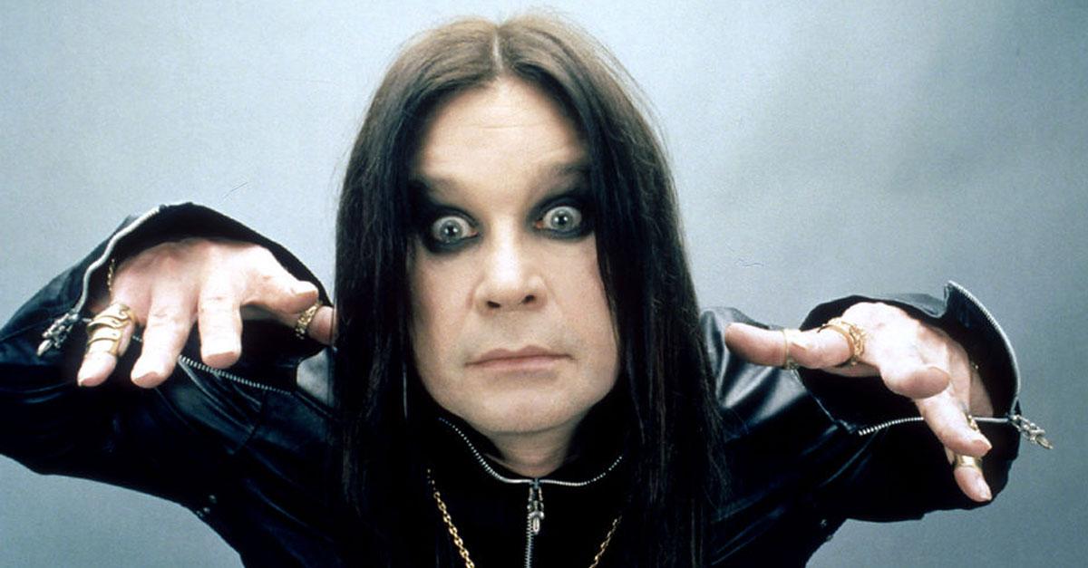 Diary Of A Madman: Elf skurrile Geschichten von Ozzy Osbourne