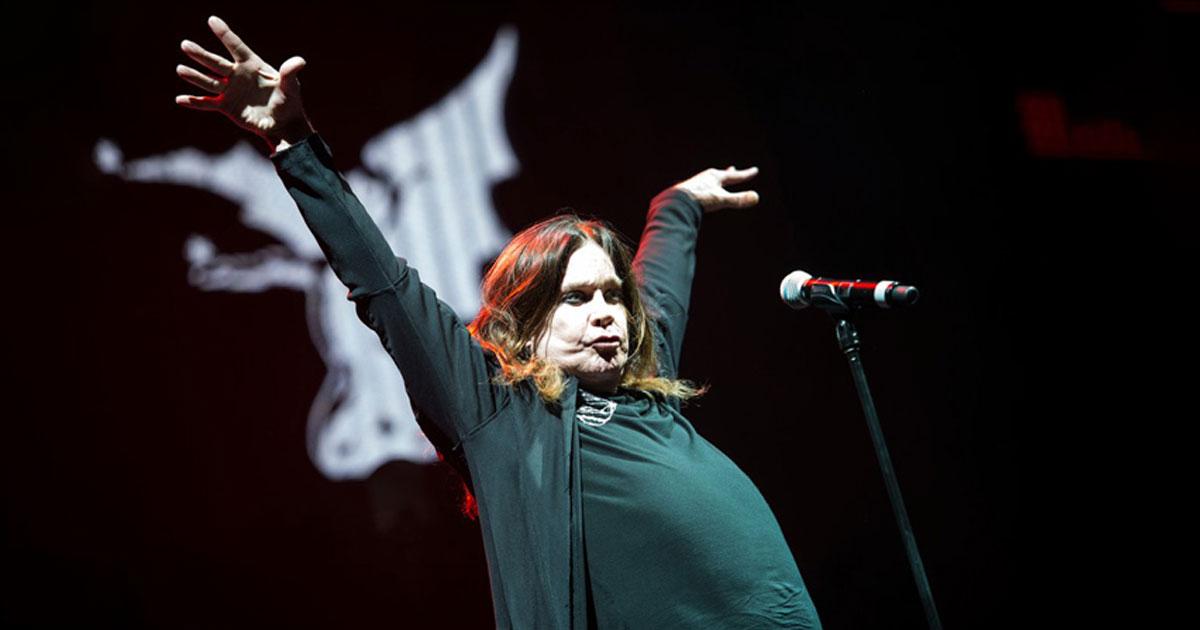 Ozzy Osbourne: Sharon räumt mit Sterbegerüchten auf