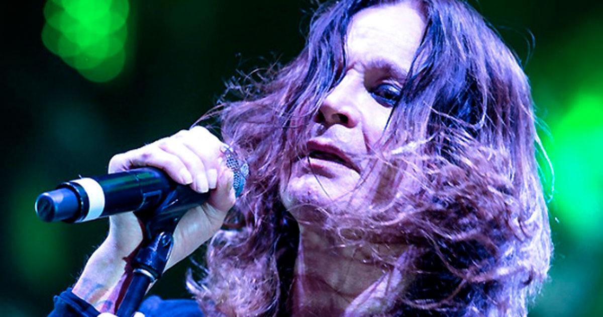 Ozzy Osbourne: Tourabsage wegen Hand-OP