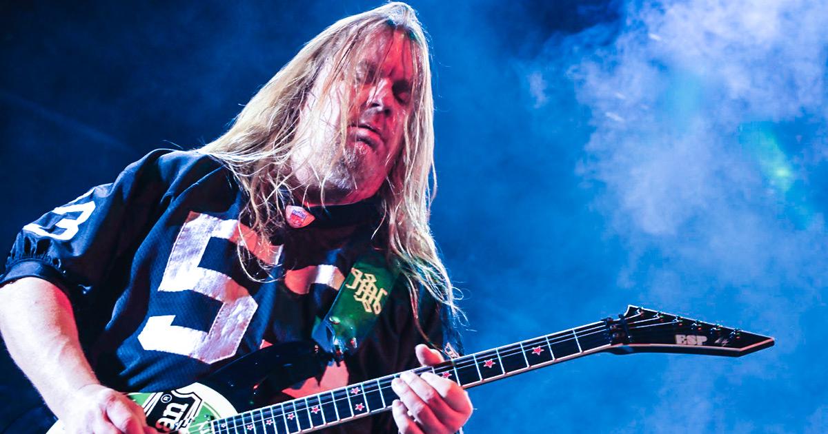 Jeff Hanneman: Fünf Fakten über den Riff-Meister von Slayer
