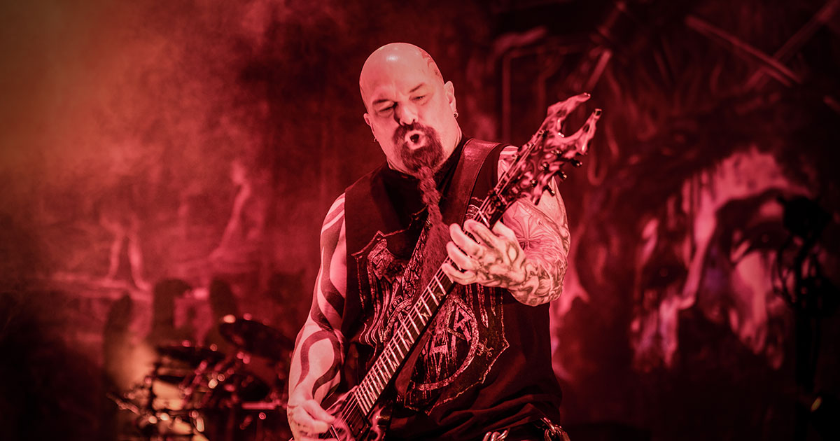"Kerry Kings Frau über Slayer-Reunion: ""Keine Chance!"""
