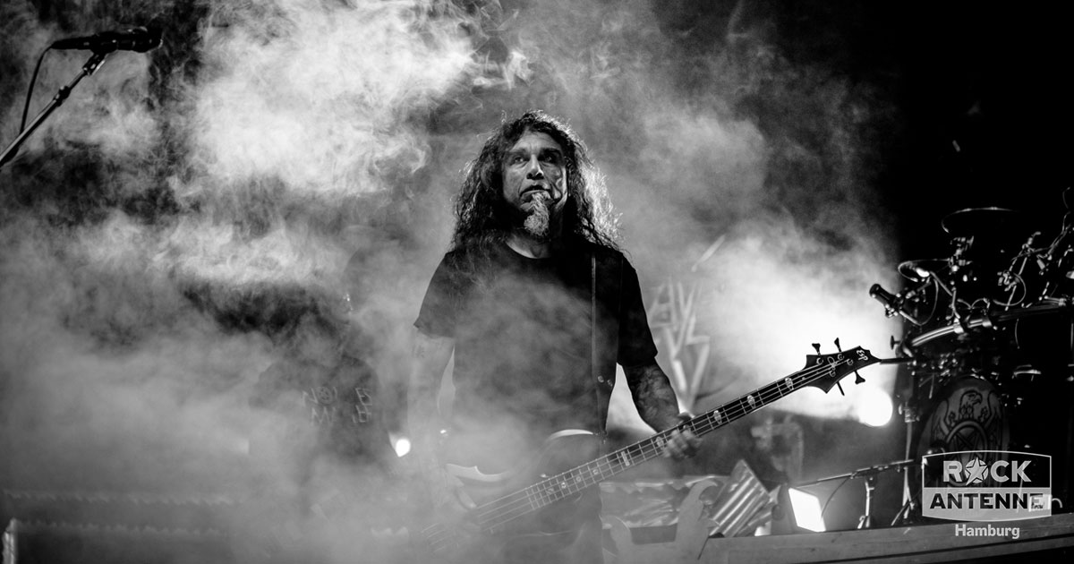 Slayer, Anthrax und Co. live: Die besten Fotos vom Metal-Fest