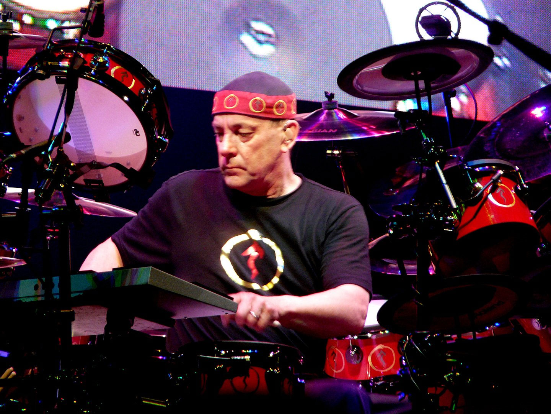 Neil Peart: Rockwelt trauert um Rush-Schlagzeuglegende