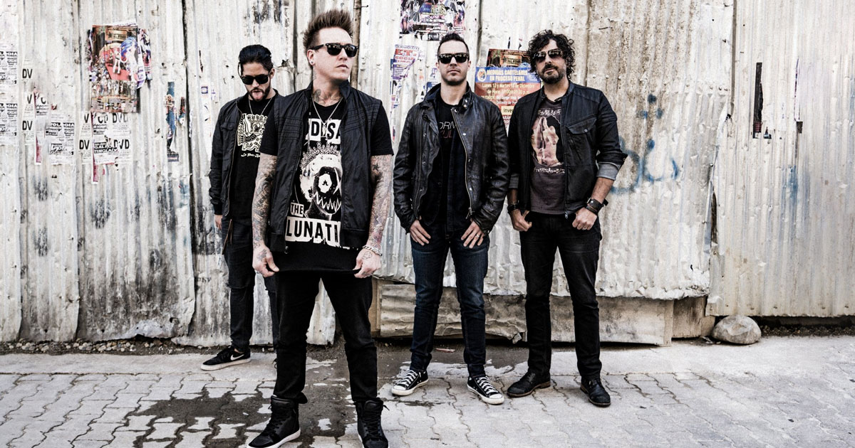 "Neueinsteiger: Papa Roach - ""Who Do You Trust"""