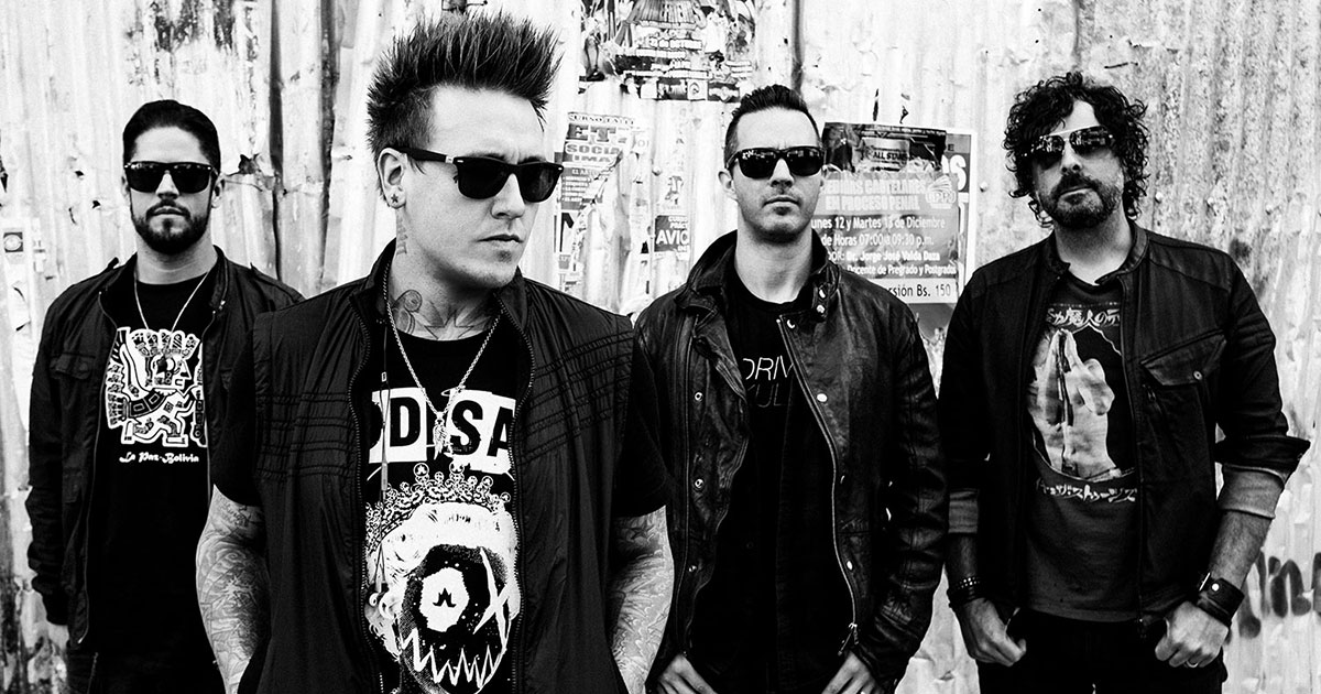 "Papa Roach: Hört hier die neue Single ""Not The Only One""!"