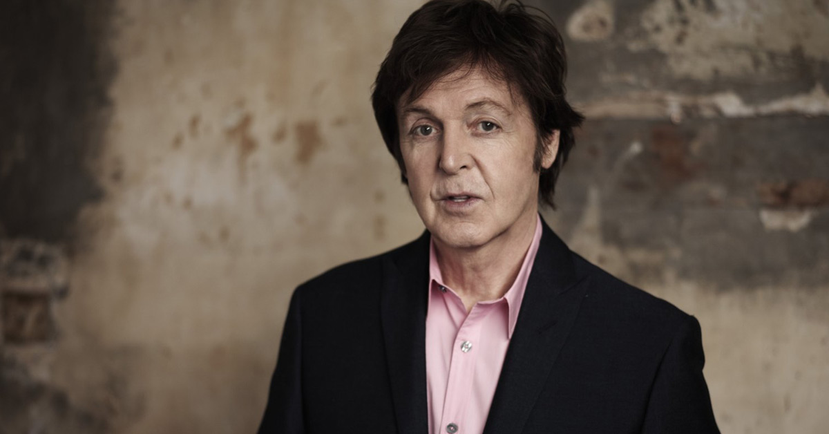 #UnderTheStaircase: Paul McCartney plant geheimes Event