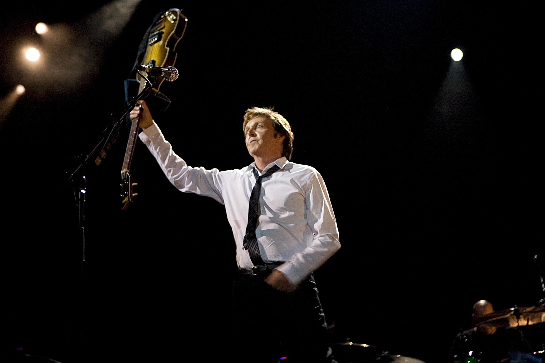 Paul McCartney: Hört hier die neuen Tracks