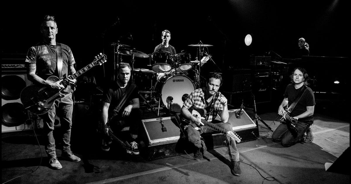 Pearl Jam: Albumtease mit virtueller Schnitzeljagd