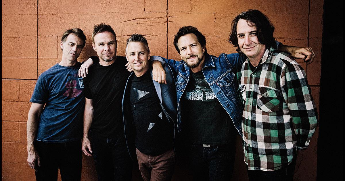 Pearl Jam: Wurde versehentlich eine Tour verkündet?