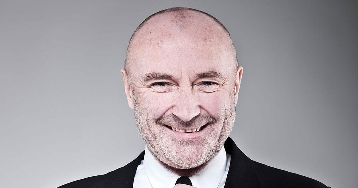 Phil Collins: Drummer-Legende kommt für fünf Shows nach Deutschland