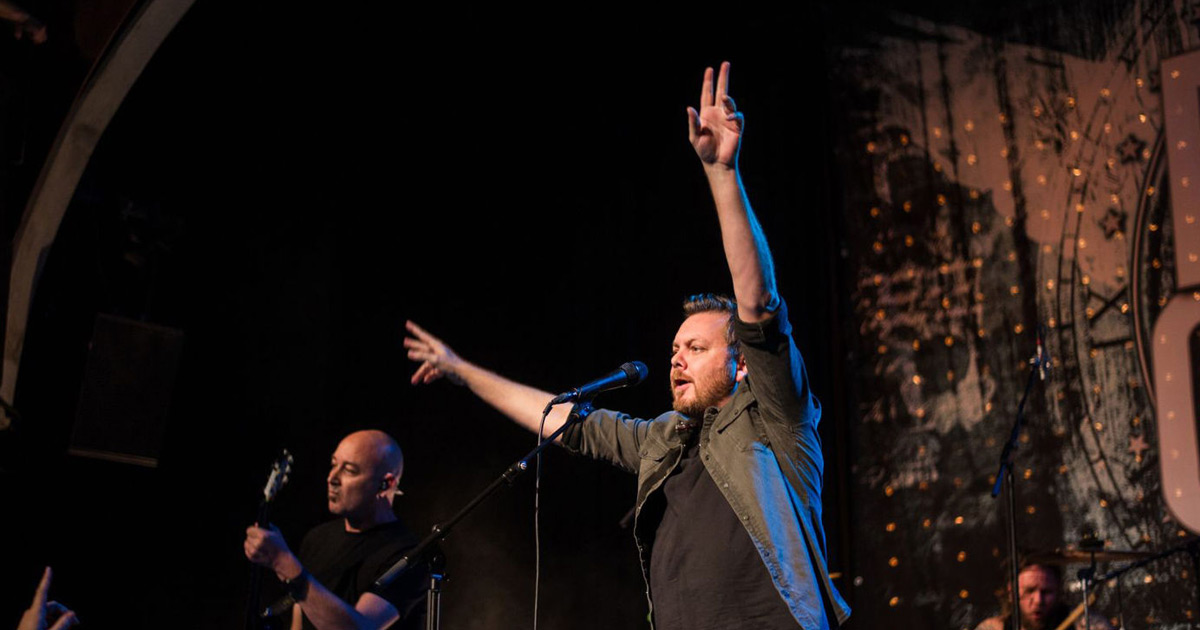 Prime Circle live: Die besten Fotos vom vom Konzert im Mojo Club