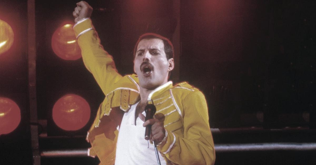 Freddie Mercury: Sein letztes Konzert mit Queen vor 32 Jahren
