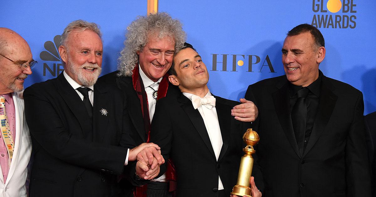 """""""Bohemian Rhapsody"""": Golden Globe für Rami Malek"""